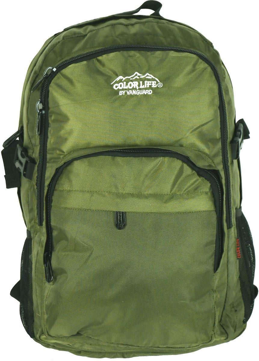 Σακίδιο Πλάτης Daily Outdoor Colorlife 348 Πράσινο