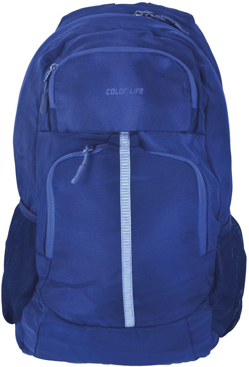 Σακίδιο Πλάτης Daily Outdoor Colorlife 52025 Μπλε
