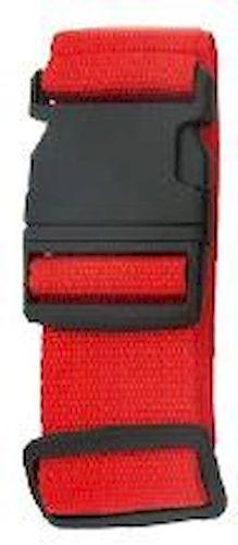 Ιμάντας Βαλίτσας Απλός V285 Κόκκινο ειδη ταξιδιου   βαλίτσες   αξεσουαρ ταξιδιου   ασφάλεια αποσκευών