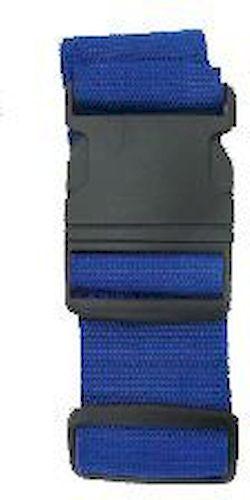 Ιμάντας Βαλίτσας Απλός V285 Μπλε ειδη ταξιδιου   βαλίτσες   αξεσουαρ ταξιδιου   ασφάλεια αποσκευών