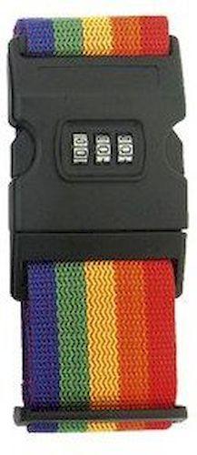 Ιμάντας Βαλίτσας Με Συνδυασμό M303 Χρωματιστό ειδη ταξιδιου   βαλίτσες   αξεσουαρ ταξιδιου   ασφάλεια αποσκευών