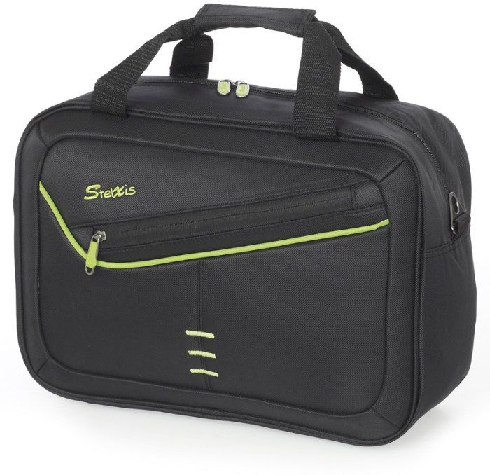 Τσάντα χειραποσκευης 40 εκ Stelxis 102-40 Μαύρο ειδη ταξιδιου   βαλίτσες   σακ βουαγιαζ   σακ βουαγιάζ