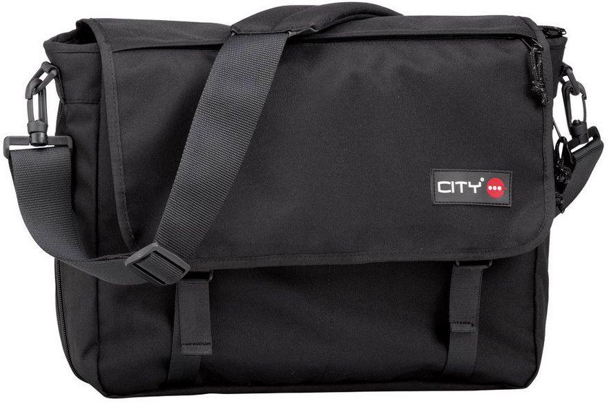City Strappy - Black Is Back Line CITY 90176 σακίδια   τσάντες   τσάντες ταχυδρόμου