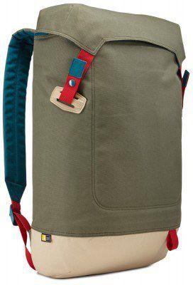 Τσάντα Πλάτης Laptop 15.6 inches+Tablet /Ipad Case Logic LARI 115PTG Χακί τσάντες laptop   πλάτης
