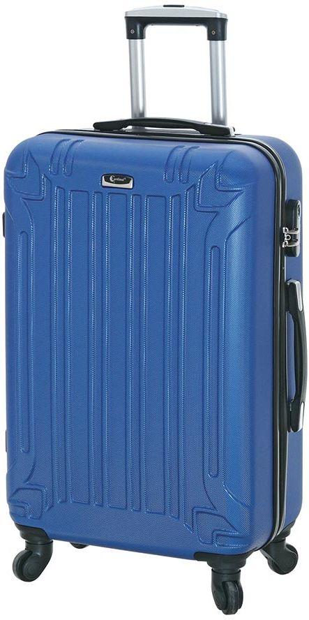 Βαλίτσα Καμπίνας με 4 Ρόδες Cardinal 2000C/50 Μπλε