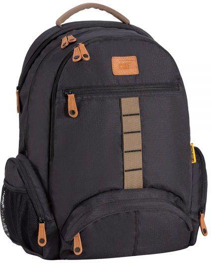 """Σακίδιο Πλάτης για Laptop 17"""" Caterpillar 83341 Μαύρο"""