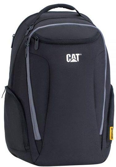 """Σακίδιο Πλάτης για Laptop 15.6 """" Caterpillar 83379 Μαύρο"""