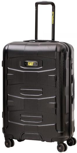 Βαλίτσα Τρόλευ 60 εκ. με 4 Ρόδες Caterpillar 83383/60 Μαύρο ειδη ταξιδιου   βαλίτσες   βαλίτσες   βαλίτσες μεσαίου μεγέθους
