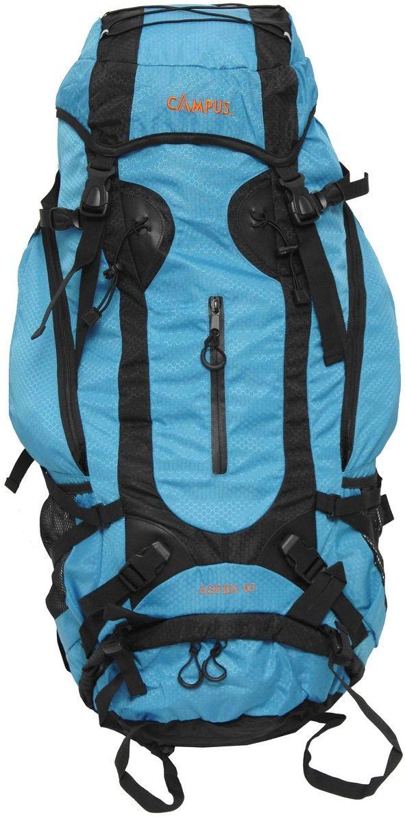 Ορειβατικό Σακίδιο 55lt Aspen Γαλάζιο Campus 810-2015-1 σακίδια   τσάντες   ορειβατικά σακίδια
