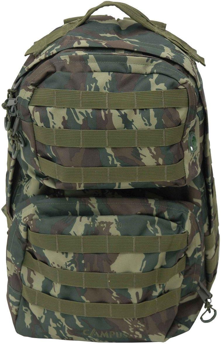 Σακίδιο Πλάτης 30lt Campus Force 30 Camo Campus 810-9815-15 σακίδια   τσάντες   ορειβατικά σακίδια