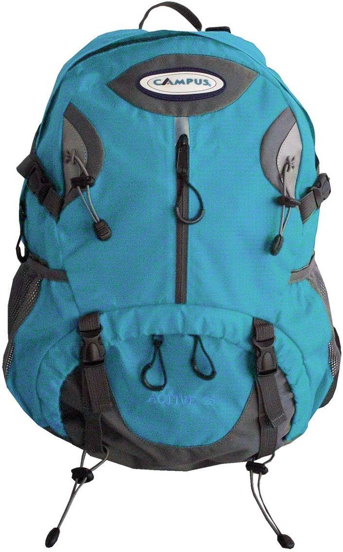 Σακίδιο Πλάτης 25lt Active 25 Μπλε Campus 810-6111-1 σακίδια   τσάντες   τσάντες πλάτης
