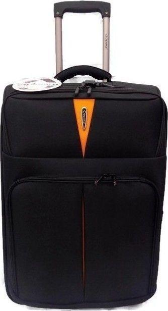 Βαλίτσα τρόλεϊ 71εκ. Diplomat ZC 6100 Μαύρο ειδη ταξιδιου   βαλίτσες   βαλίτσες   βαλίτσες μεγάλες