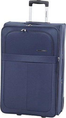 Βαλίτσα τρόλεϊ 61εκ. Diplomat ZC 930 Μπλε ειδη ταξιδιου   βαλίτσες   βαλίτσες   βαλίτσες μεσαίου μεγέθους