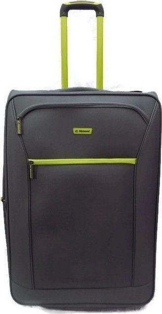 Βαλίτσα τρόλεϊ 61εκ. Diplomat ZC 975-61 Γκρι ειδη ταξιδιου   βαλίτσες   βαλίτσες   βαλίτσες μεσαίου μεγέθους