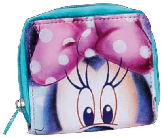 Πορτοφολι με Κουμπι Minnie Fashion Gim 340-69283 παιδί   πορτοφολια   παιδικά