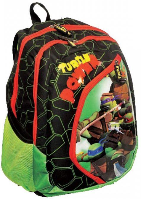 48c953736e2 Bagz Τσαντα Δημοτικού Οβαλ Turtle Ninja Power GIM 334-08031
