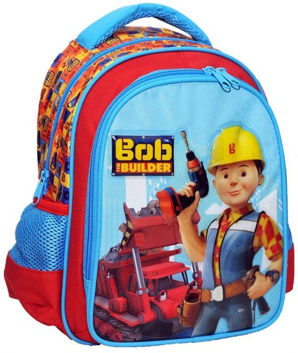 7ff0d3b544 Bagz Τσαντα Νηπιαγωγειου Bob the Builder GIM 349-40054