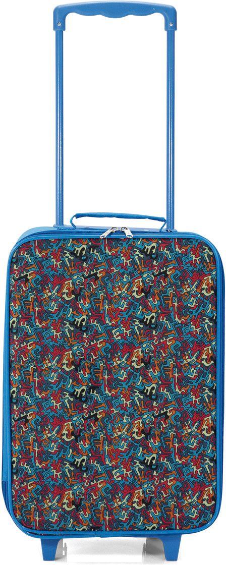 Παιδικη Βαλίτσα Καμπινας Blue Τρολει Με 2 Ροδες Benzi BZ4756 ειδη ταξιδιου   βαλίτσες   βαλίτσες   παιδικές βαλίτσες