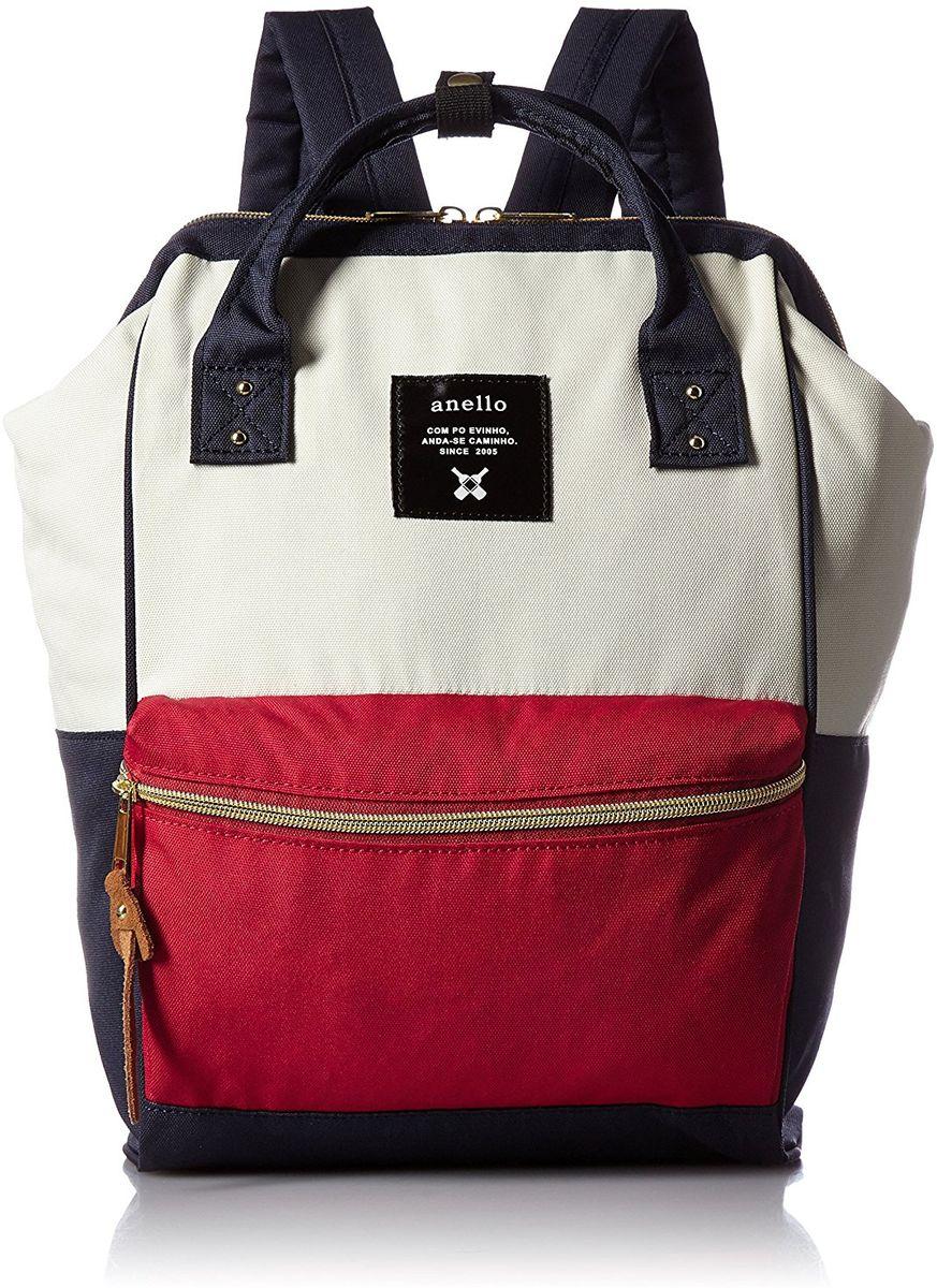 Γυναικειο Backpack Τρίχρωμο Anello 0197Β γυναικείες τσάντες   τσάντες πλάτης