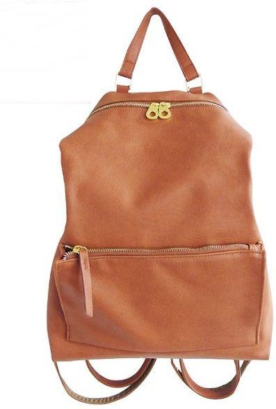 Γυναικειο Backpack Legato Largo 0811K Camel γυναίκα   τσάντες πλάτης