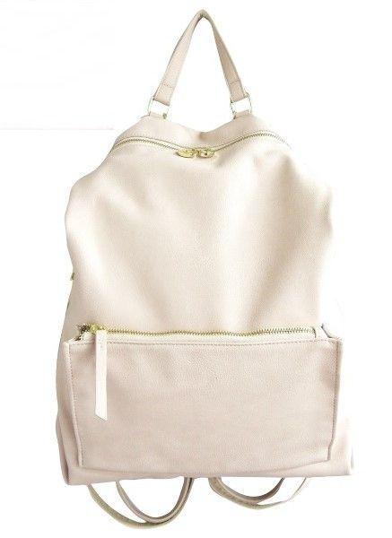 Γυναικειο Backpack Legato Largo 0811K Μπεζ