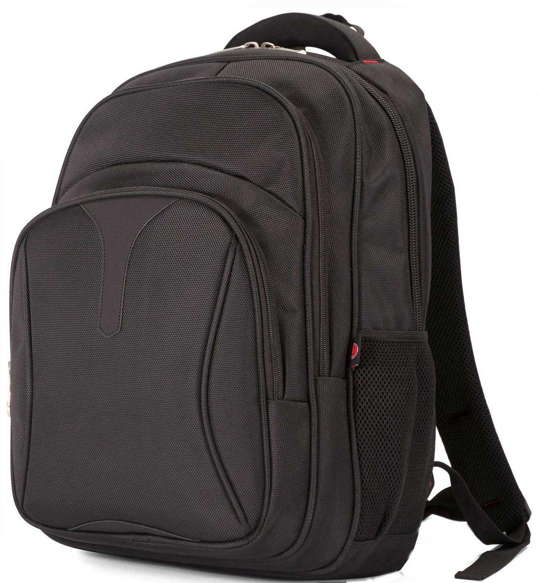 Τσαντα Πλατης για Laptop 15.6 inc Benzi BZ5066 Μαύρο σακίδια   τσάντες   τσάντες πλάτης