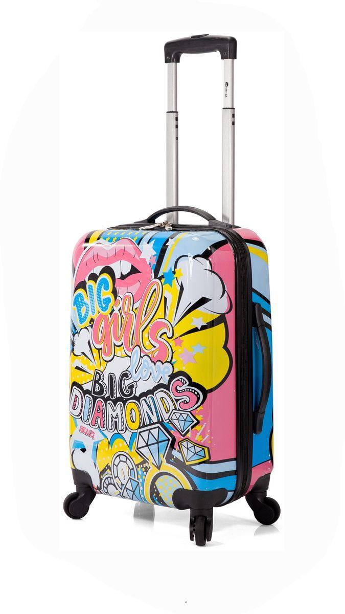 Βαλίτσα Καμπίνας Τρόλεϊ με 4 ροδάκια Benzi BZ5143 ειδη ταξιδιου   βαλίτσες   βαλίτσες   βαλίτσες καμπίνας