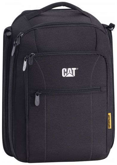 Σακιδιο Πλατης για Laptop 15.6 inch Business Caterpillar 83476 Μαυρο