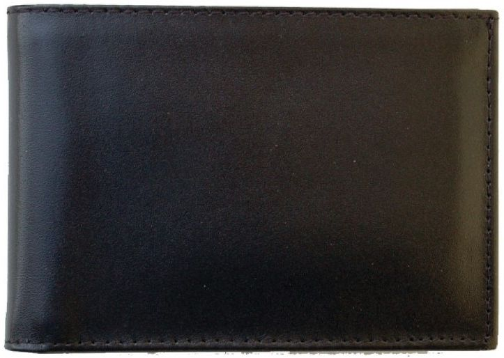 Δερματινο Ανδρικο Πορτοφολι 13x9 cm Kouros 1105 Μαυρο ανδρας   πορτοφόλια