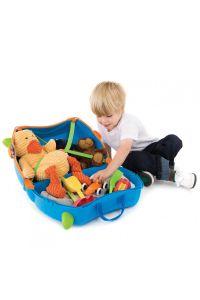 Παιδικη Βαλιτσα Terrance (Blue) Trunki 0054-GB01