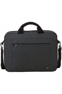 Τσάντα Ώμου Laptop 14 inch Era Attache Case Logic ERAA-114 Obsidian Μαυρο