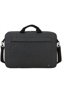 Τσάντα Ώμου Laptop 15.6 inch Era Attache Case Logic ERAA-116 Obsidian Μαυρο