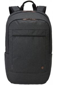 Τσαντα Πλατης Laptop 15.6 inch Era Backpack Case Logic ERABP-116 Obsidian Μαυρο