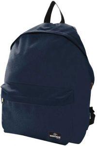 Τσάντα πλάτης με 2 θήκες 40x29x16.5 εκ Montana 29784-03 Μπλε