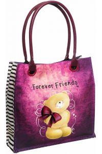 Τσαντα Ωμου Μεγάλη Forever Friends Bow BMU 333-54207