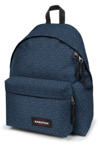 Τσάντα Πλάτης Padded Pak'R Stitch Cross Eastpak EK62037T Μπλε