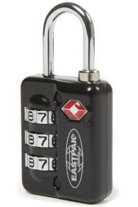 Λουκετό Συνδυασμού Lock It Single Eastpak EK18C008 Μαύρο