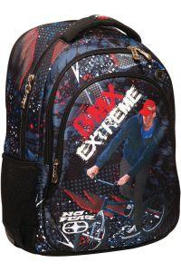 Τσάντα Δημοτικού No Fear Extreme BMX BMU 347-47031