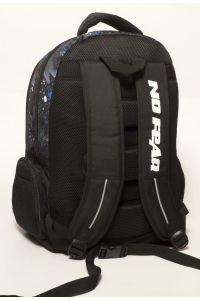 979e48e40c Τσάντα Δημοτικού No Fear Extreme BMX BMU 347-47031
