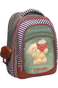 7064562b40 Τσάντα Δημοτικού Forever Friends Cupcake BMU 333-41031