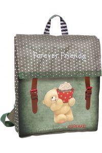 Τσάντα Πλάτης με Flap Forever Friends Cupcake BMU 333-41212