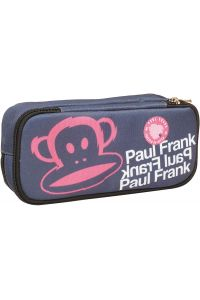 Κασετίνα Βαρελάκι Οβάλ Paul Frank Iconic BMU 346-54141