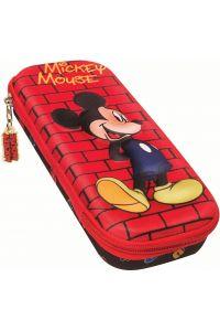 Κασετινάκι Οβάλ Mickey Face Gim 340-74144