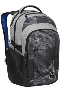 Σακίδιο Πλάτης με Θήκη Laptop 15inch Quad Pack Ogio Geocache 111140887 Μαύρο/Γκρι