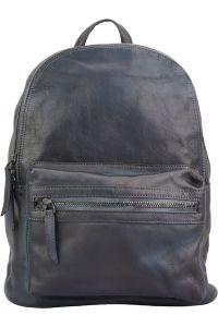 Δερμάτινη Τσάντα Πλάτης Josh Firenze Leather 68028 Μαύρο
