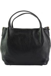 Δερμάτινη Τσάντα Χειρός Sefora Firenze Leather 9108 Μαύρο