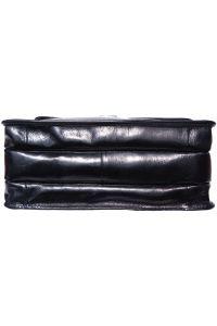 Δερμάτινος Χαρτοφύλακας Για Laptop Firenze Leather 7615 Μαύρο