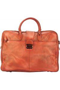 Δερματινος Σακος Ταξιδίου Raimondo Firenze Leather 68052 Κόκκινο