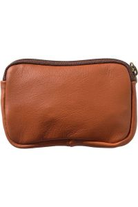 Δερματινο Πορτοφολι Κερματων Firenze Leather PM335 Μπεζ