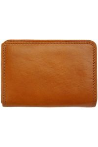 Δερμάτινο Πορτοφόλι Rina V Firenze Leather V908 Μπεζ
